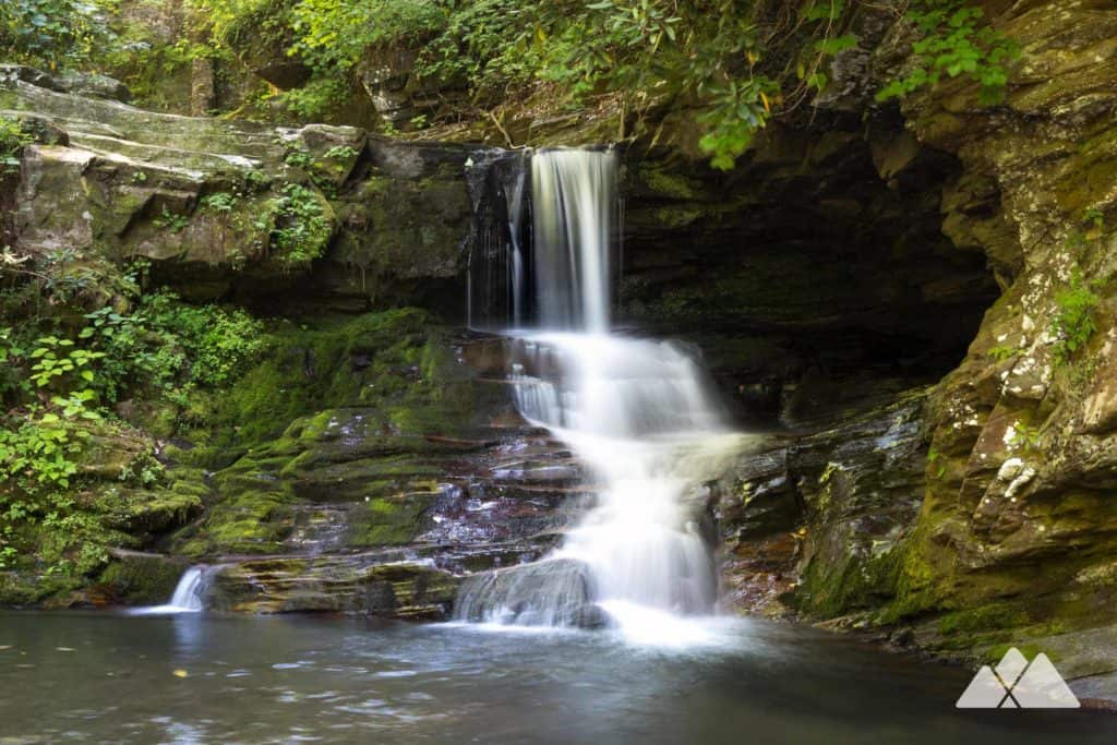 Fall Schoolhouse Wallpaper Waterfalls Near Asheville Nc Our Top 10 Favorite Hikes