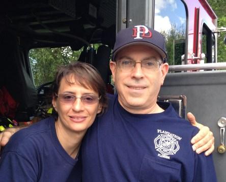 Andrea & Eric