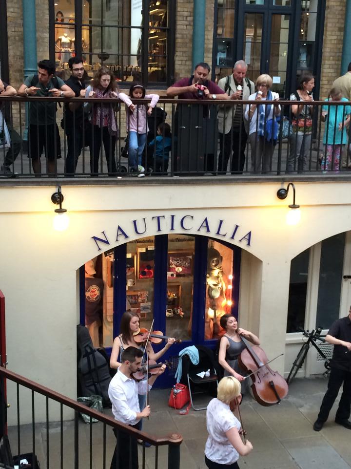 London Street Performers (3/6)