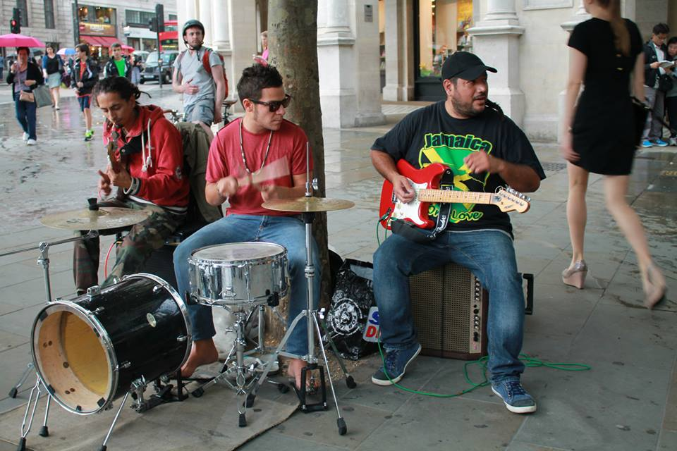 London Street Performers (2/6)