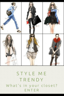 Style Me Trendy Interface