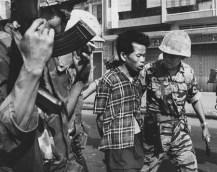Prisoner being escorted, Saigon,1968 Eddie Adams