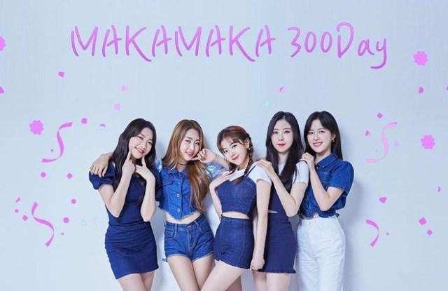 MakaMaka(韓国)メンバー人気順プロフィール!身長順や年齢順も紹介!