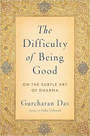Difficulty of being good