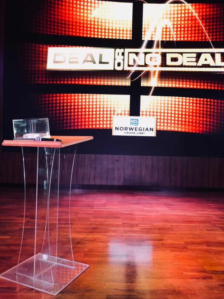 Deal or no deal game show