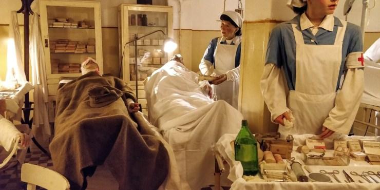 Bunker Hospital