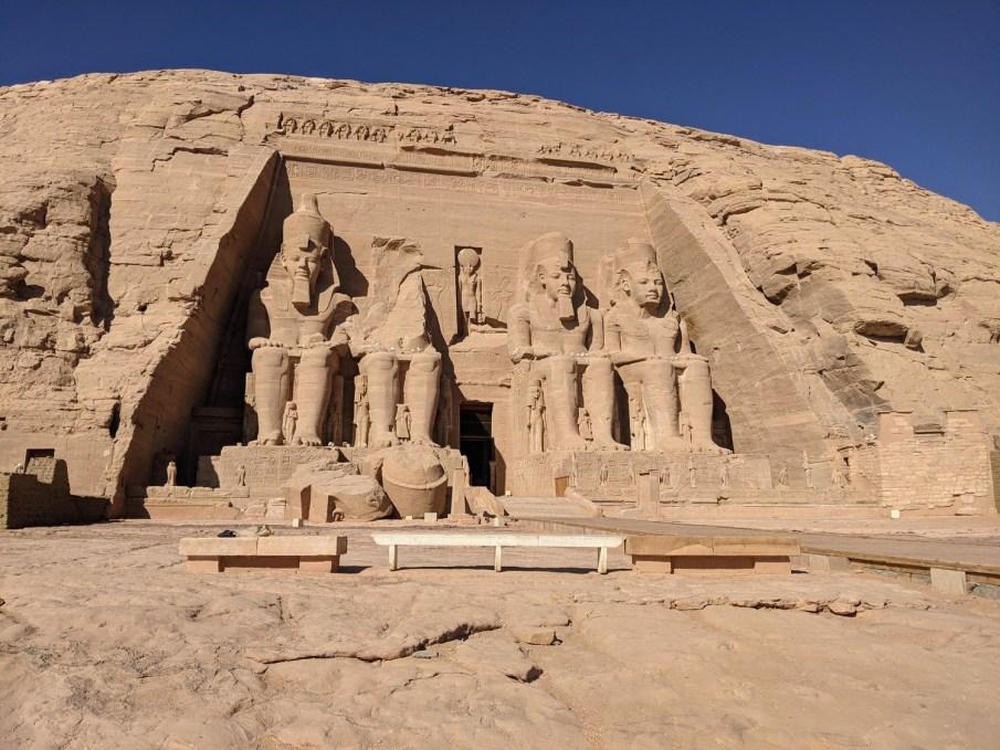 Abu Simbel Ramses II
