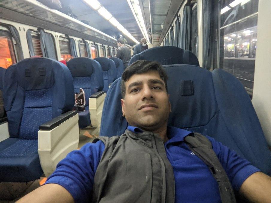Train to Aswan