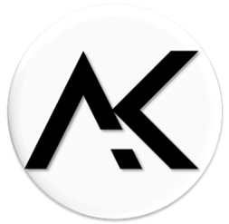 Ashish Kumar Let's Learn Logo