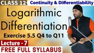 Continuity and Differentiability Lecture 7