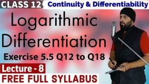Continuity and Differentiability Lecture 8