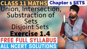 Sets Lecture 3