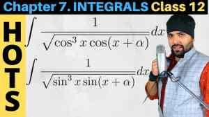 Integrals Class 12 Maths Lecture 5 2