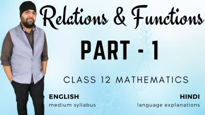 Relations and Functions Part 1 v2