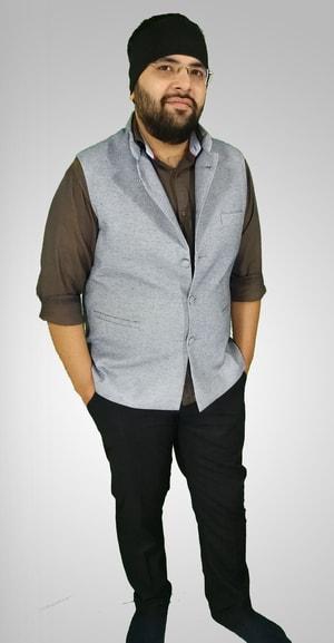Ashish Kumar (Agam Sir)