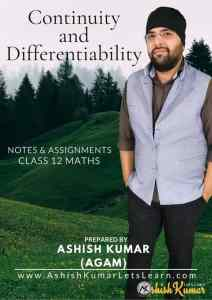 Continuity and Differentiability Banner 480px