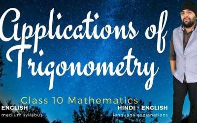 Ch09. Applications of Trigonometry – 1Y
