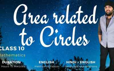 Ch12. Area related to Circles – 1Y