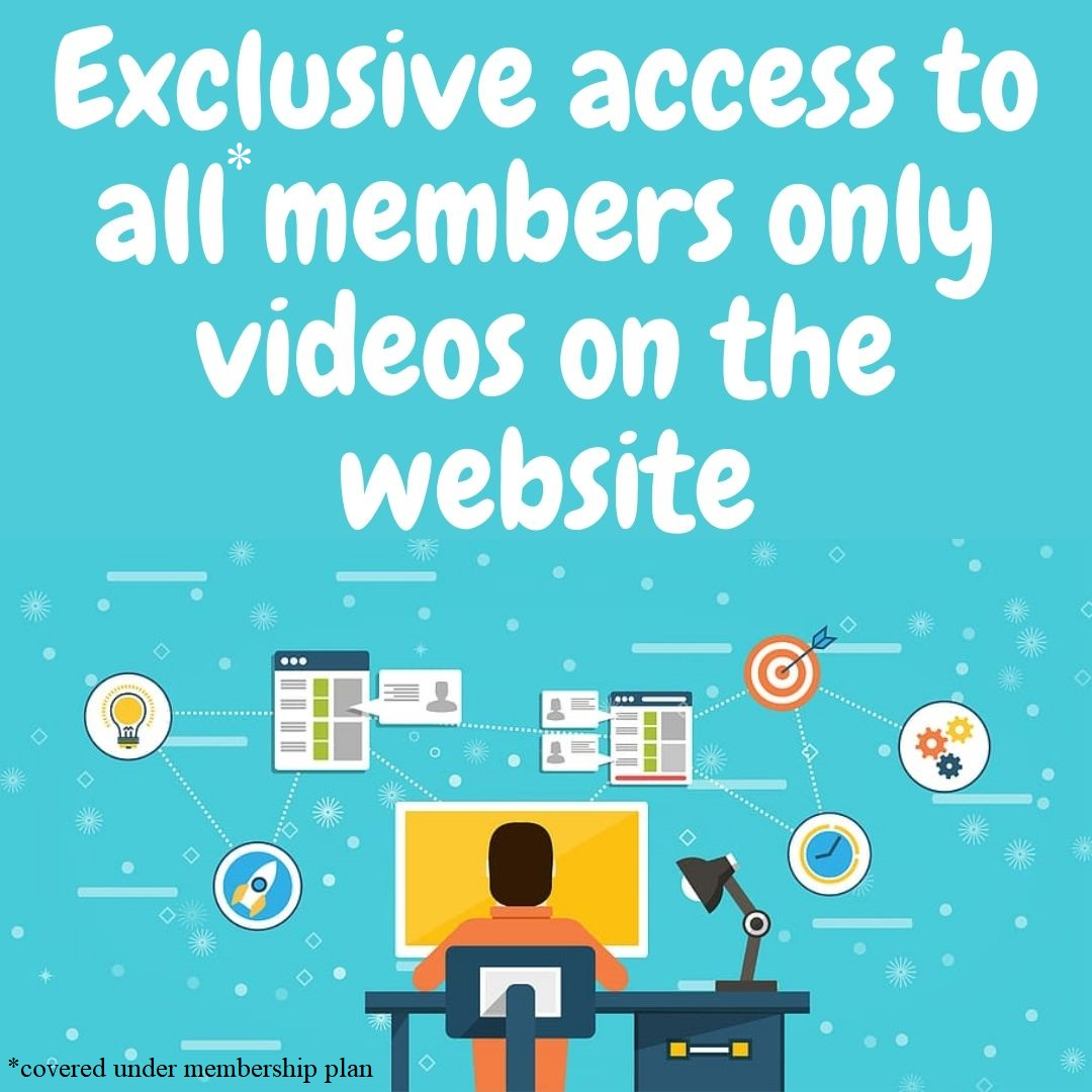 Members only videos