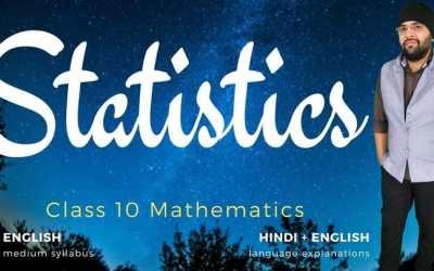 Ch14. Statistics – 1Y