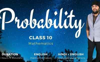 Ch15. Probability – 1Y