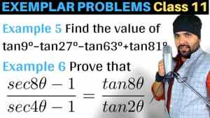 Ex-5-6-Trigonometric-Functions-Exemplar-Problems-Class-11-Maths