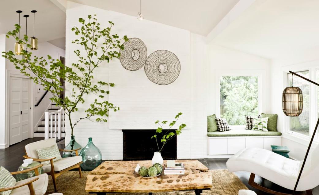 eco friendly home interior