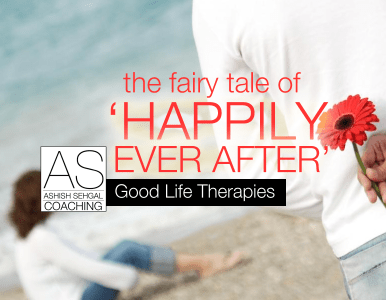 The secret of 'Happily Ever After'!
