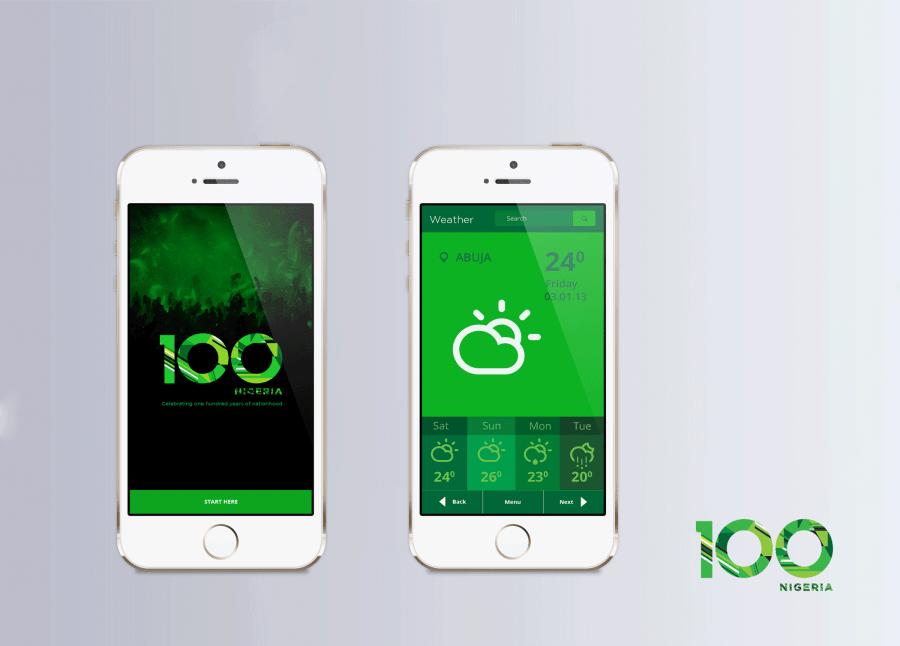 Nigeria at 100 app 1