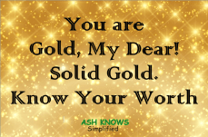 Know Your Worth - ASH KNOWS