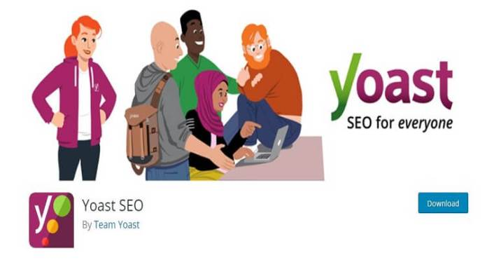 Yoast SEO - ASH KNOWS