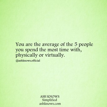 Average of 5 People - ASH KNOWS