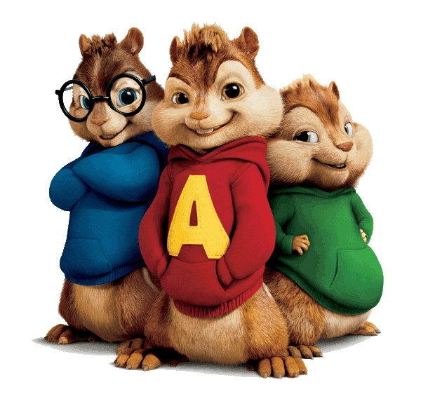 alvin the chipmunks the