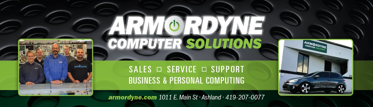 armordyne computer solutions web banner