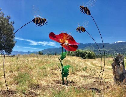 Flower-Bees 04