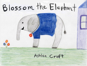 Blossom the Elephant by Ashlee Craft - Cover