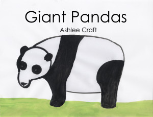 Giant Pandas by Ashlee Craft - Cover