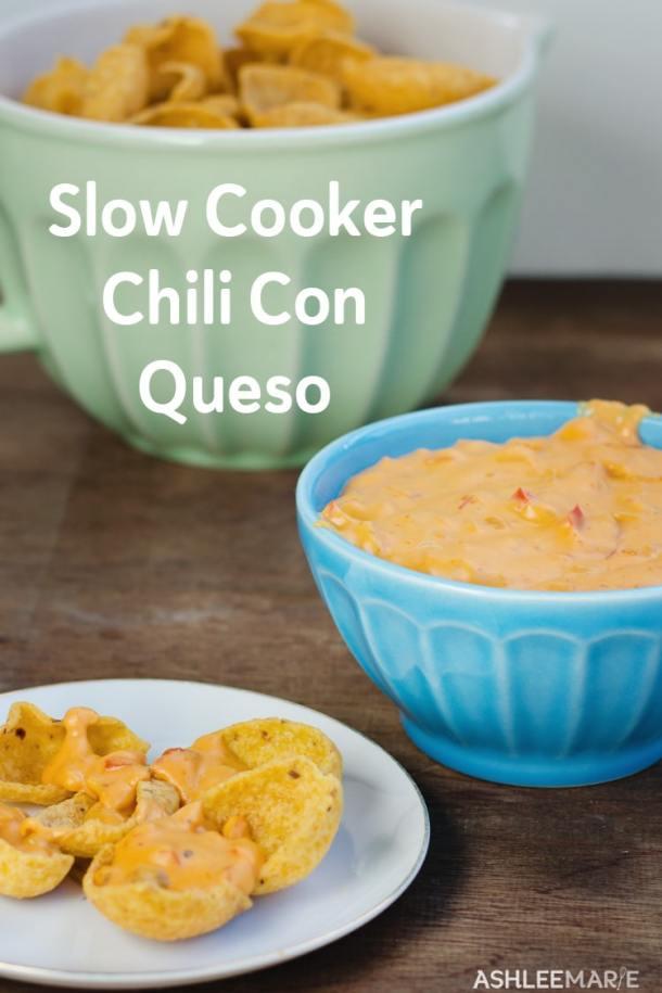 super easy chili con queso
