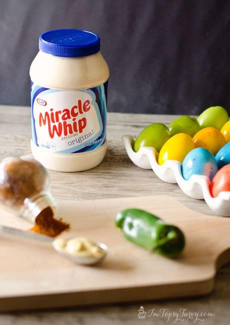 #proudofit-spicy-deviled-egg-recipe