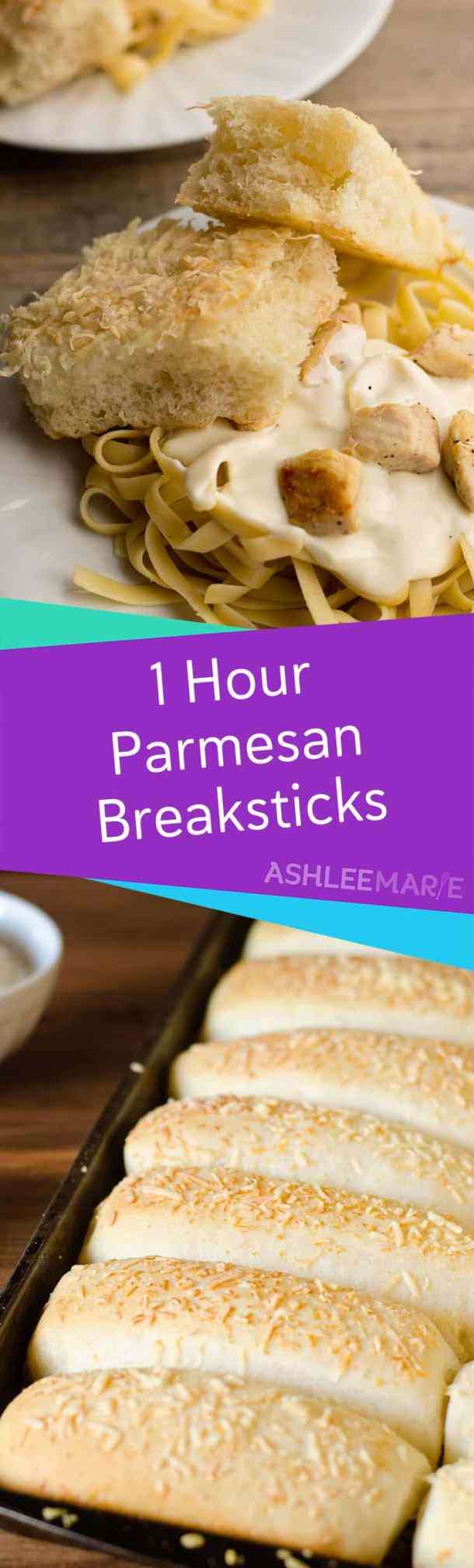 homemade parmesan breadstick recipe
