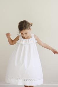 Little Girls & Lace Dresses  Ashlee Proffitt