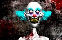 "Clowntastic 17""x11''"