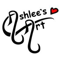 Ashlee's Art Logotype