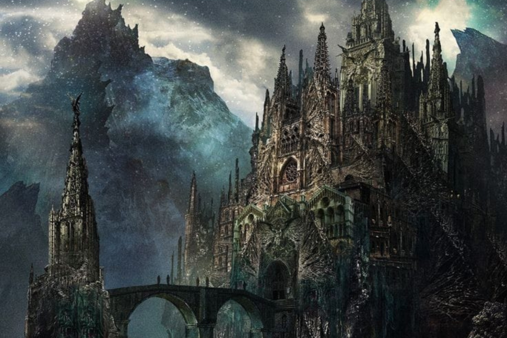 World- Building, the Foundations of a Fantasy