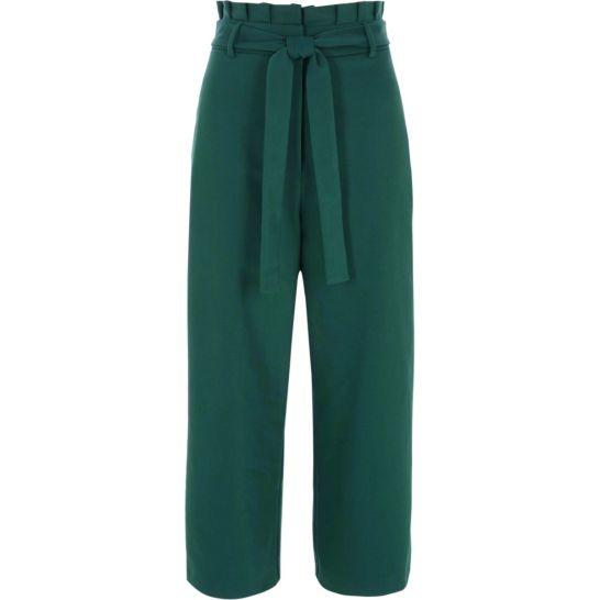 RI green culottes
