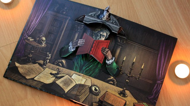 The most awesome pop-up books for adults & big kids | Ashleigh Online
