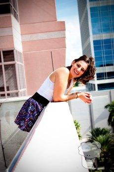 Model: Brianna | Photo: Ashleigh Purvey | Location: Ft. Lauderdale, Florida