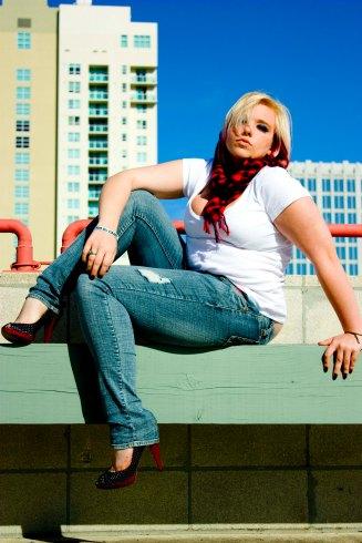 Model: Emily | Photo: Ashleigh Purvey | Location: Ft. Lauderdale, Florida