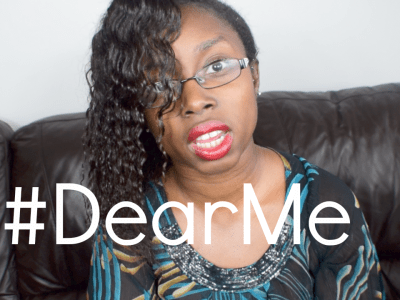 #DearMe | International Women's day www.ashleighsworld.com