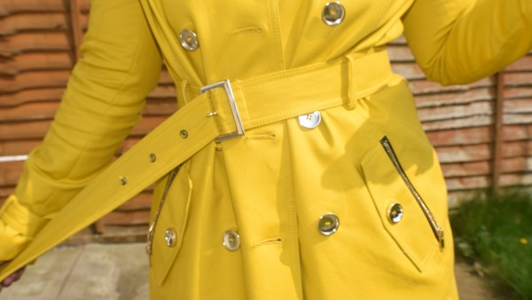 ashleighsworld.com #ootd mellow yellow